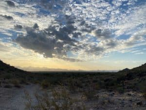 Early Morning, Phoenix Mountain Preserve
